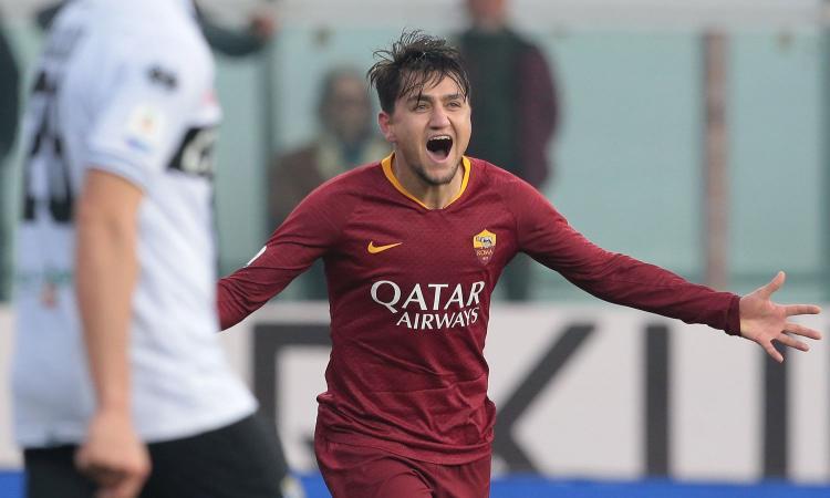 Attenta Roma, 5 top club tentano Under