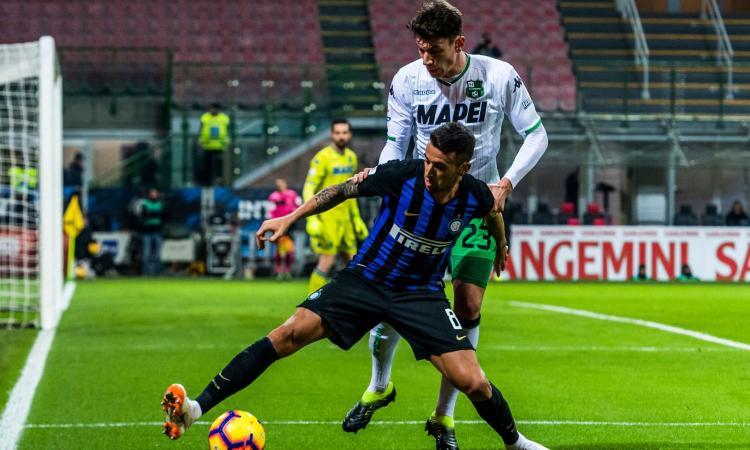 L'Inter ringrazia un super Handanovic: con il Sassuolo finisce 0-0