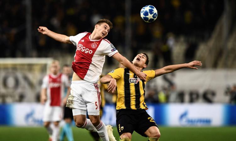 Siviglia, UFFICIALE: accordo con l'Ajax per Wober
