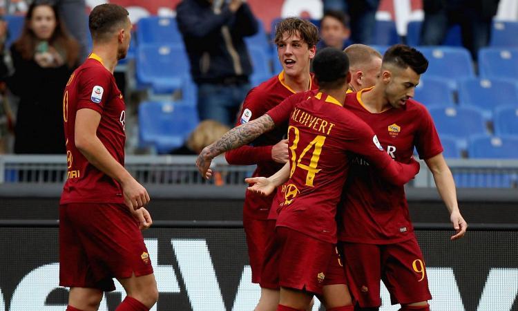 Serie A: Roma-Torino 3-2. Il Parma vince a Udine: è a 3 punti dall'Europa