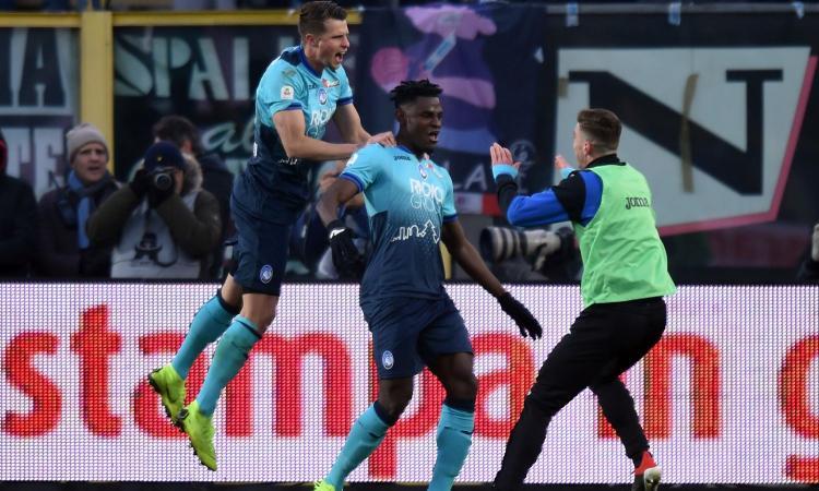 Atalanta, Zapata: 'Tifavo Inter, sogno la Premier, Higuain un maestro. Juve, in Coppa Italia fai attenzione...'