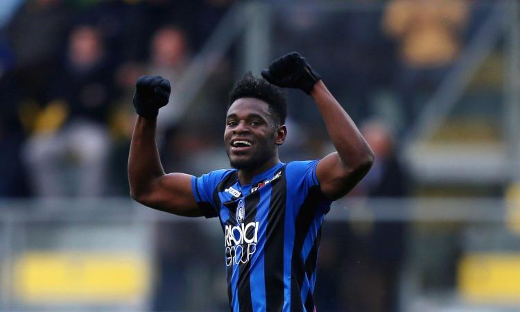 Atalanta: Zapata nella storia, è il terzo a realizzare 4 gol in una partita