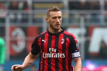 Abate capitano Milan