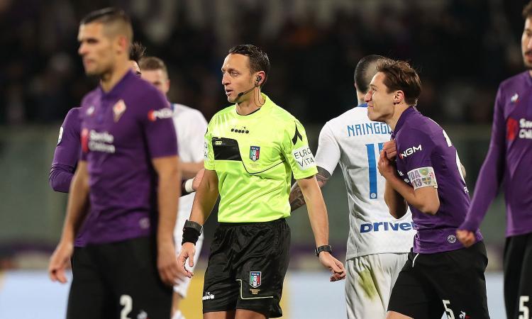Chiesa a CM: 'Disastro Abisso, il rigore per la Fiorentina è un errore clamoroso'