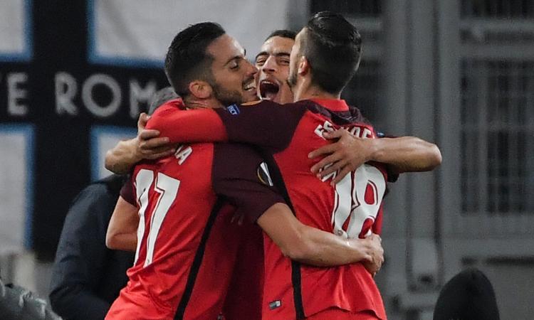 Al Siviglia basta Ben Yedder: Lazio ko