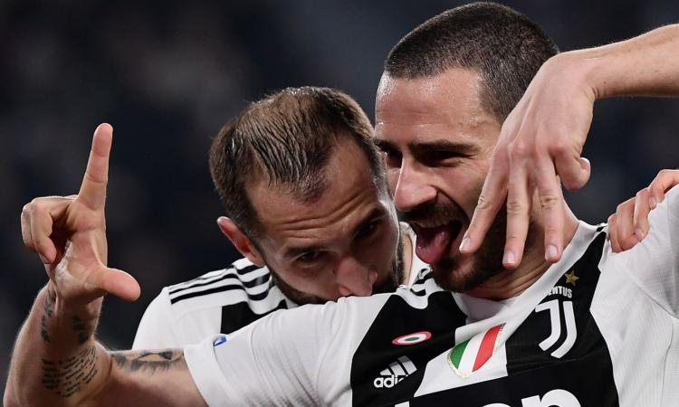 Juve, Chiellini: 'Da piccolo purtroppo tifavo Milan, il mio idolo era Maldini. Ibra il più difficile da marcare'