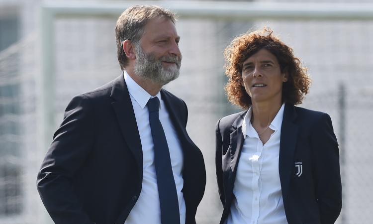 Juve Women, Braghin: 'Scudetto a metà col Brescia, Milan diverso da noi'
