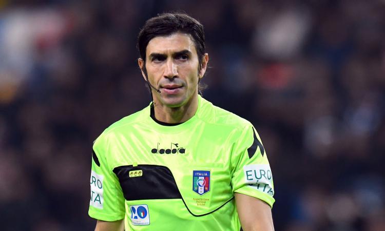 Serie A, ecco la designazione arbitrale di Lazio-Udinese
