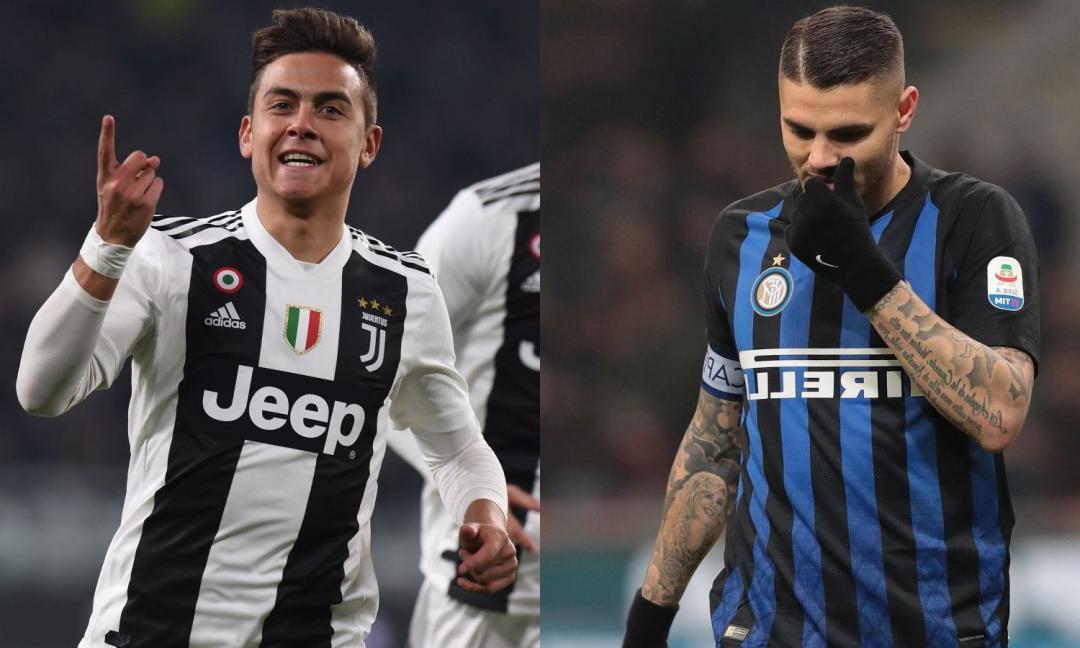 Inter e Juve: fareste lo scambio Icardi per Dybala?