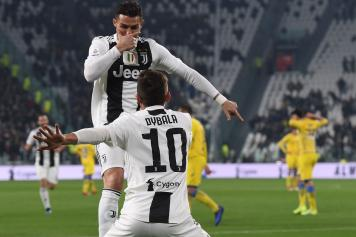 Italian Papers Rate Juventus Players In Frosinone Win Dybala And Cr The Stars