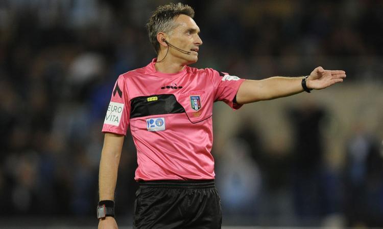 Sampdoria-Atalanta: ecco arbitri assistenti e var