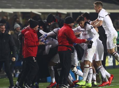 Piatek è da urlo, il Milan prepara il sorpasso da Champions sull'Inter