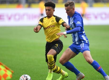 Hertha Berlino: un difensore può rinnovare