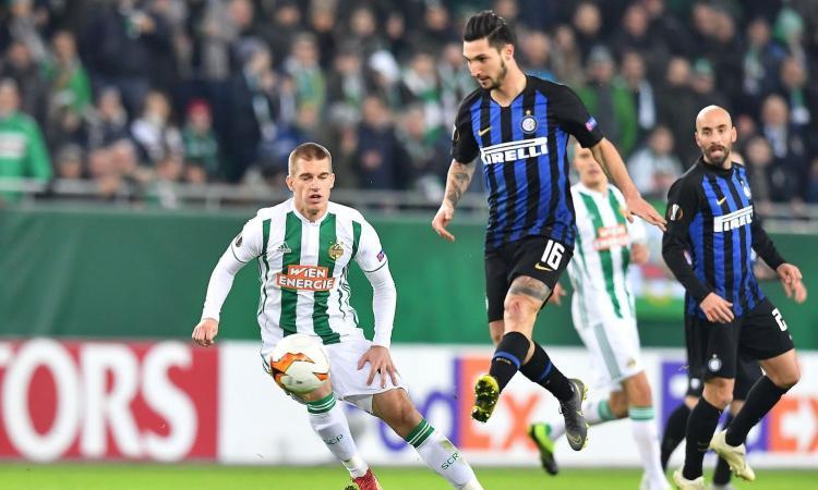 Lautaro fa l'Icardi, 1-0 Inter a Vienna