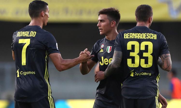 Juvemania: Dybala mai all'Inter! Lo voglio con Bernardeschi e Ronaldo