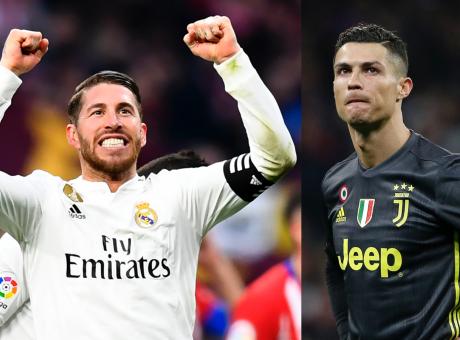 Dalla Spagna: Sergio Ramos verso l'addio al Real, Ronaldo lo vuole alla Juve