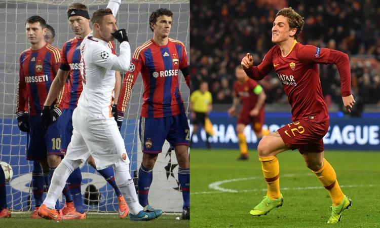 Roma: Zaniolo nuovo Totti? I tifosi chiedono il rinnovo anti-Juve con la 10