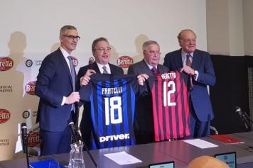 antonello, inter, scaroni, milan, maglie, 2018/19