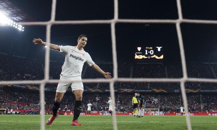 Siviglia: non solo il Milan, un altro top club vuole un tuo attaccante