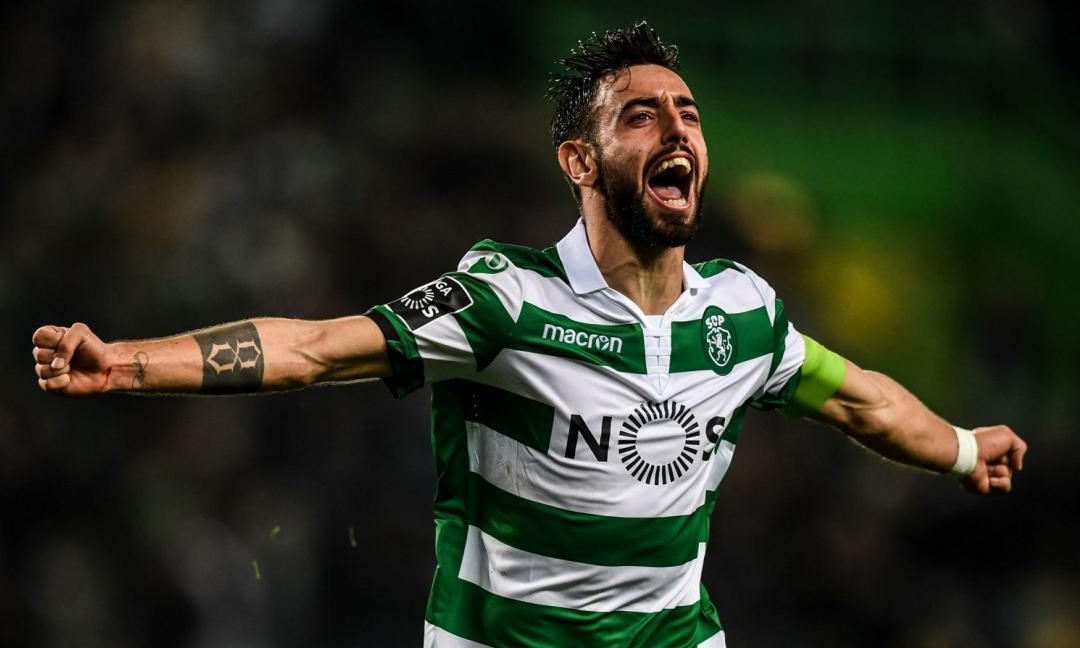 Bruno Fernandes è pronto a diventare un top player