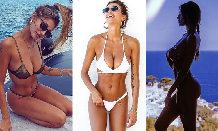 Cristina Buccino: 'Mi manca l'estate...' E pubblica una serie di FOTO da urlo