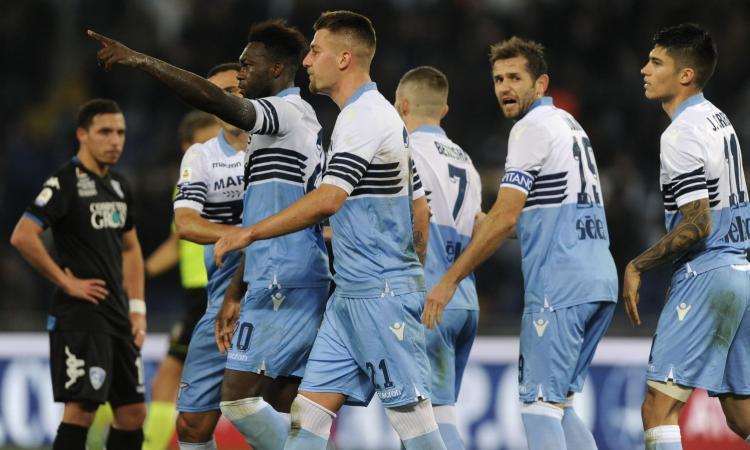 Laziomania: Inzaghi quarto ringrazia che Caicedo sia cocciuto (e Pedro Neto)