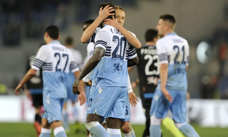 La fortuna assiste ancora la 'Lazio B': Milinkovic, non è proprio il tuo anno!