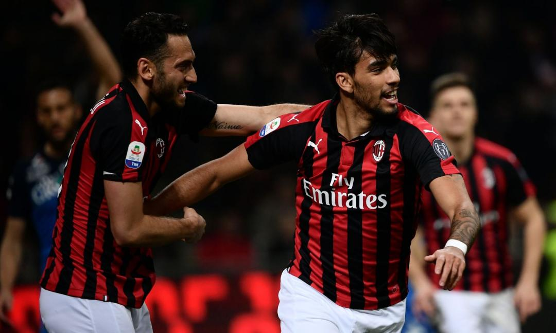 Smania di Milan: ''FINALMENTE Serie A''