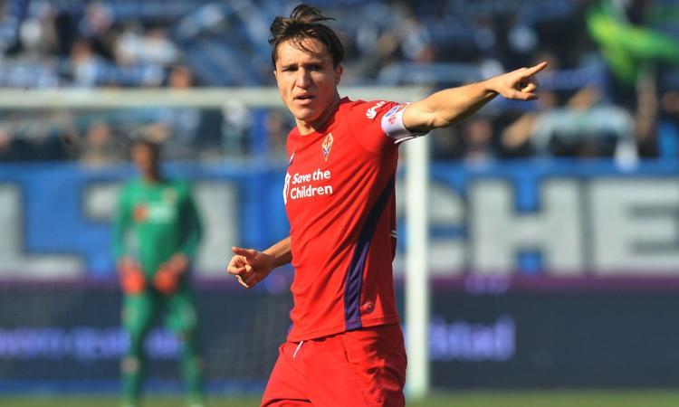 Juve e Inter, la sfida per Chiesa passa dallo scambio Icardi-Dybala