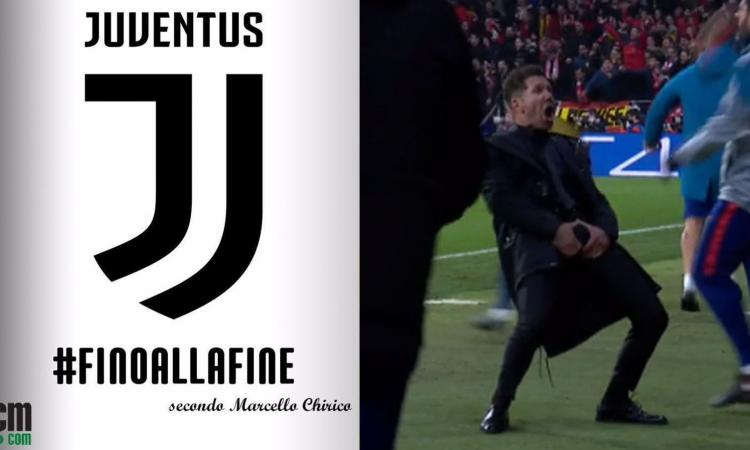 La Juve è senza palle, gioca male e si accontenta: in Champions non basta più