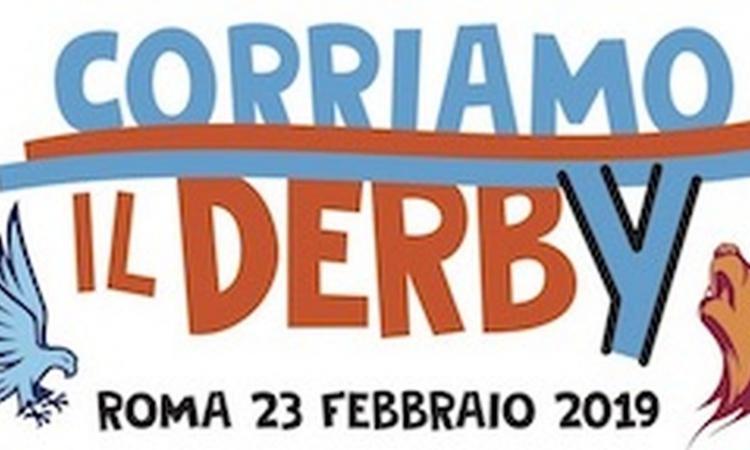'Corriamo il derby' a Roma il 23 febbraio: tutte le info utili