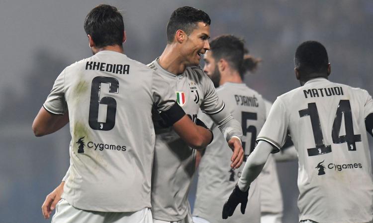 Ronaldo è sempre super, la difesa torna blindata: Juve, sei pronta per l'Atletico