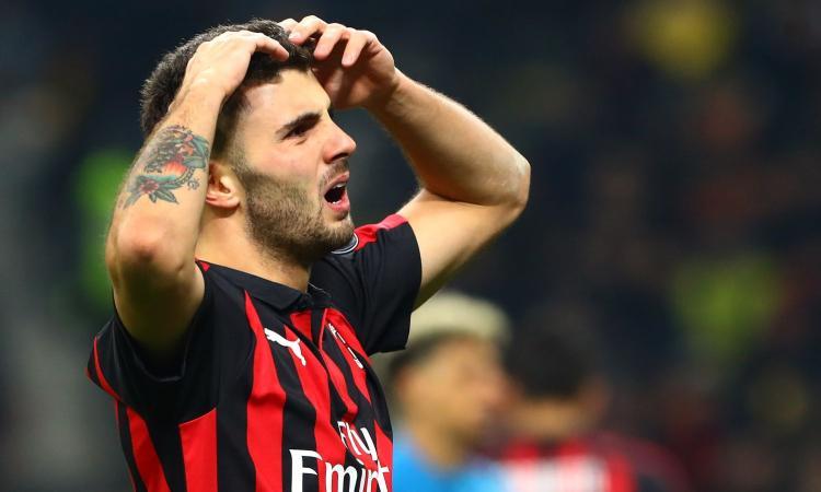 Milan, spunta un nuovo club italiano per Cutrone