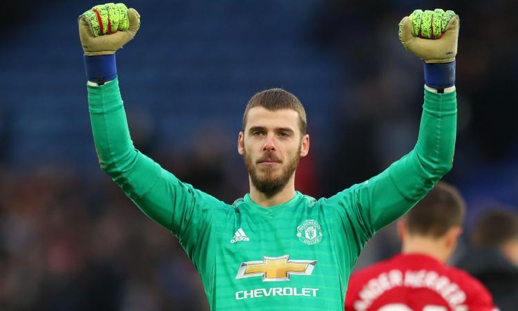 Manchester United, si complica il rinnovo di De Gea