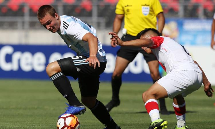 Sudamericano Under 20, de La Vega brilla per la Juve: 'E' un grande club'