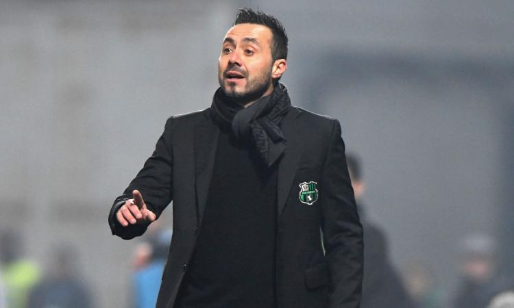Sassuolo, De Zerbi: 'Il rigore ci stava, ma con la Juve pagati errori. Locatelli...' VIDEO