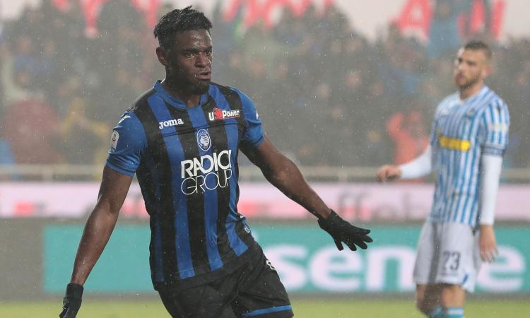 Con Duvan l'Atalanta è da Champions: contro il Milan la sfida decisiva