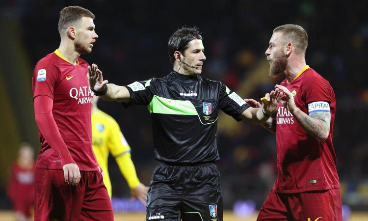 Roma, Dzeko vuole il rinnovo