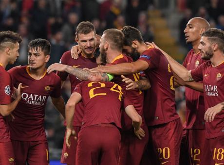 Romamania: con De Rossi e Dzeko si può sognare in grande in Champions