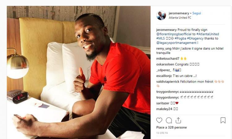 Florentin Pogba: un club vuole il fratello del 'Polpo Paul'