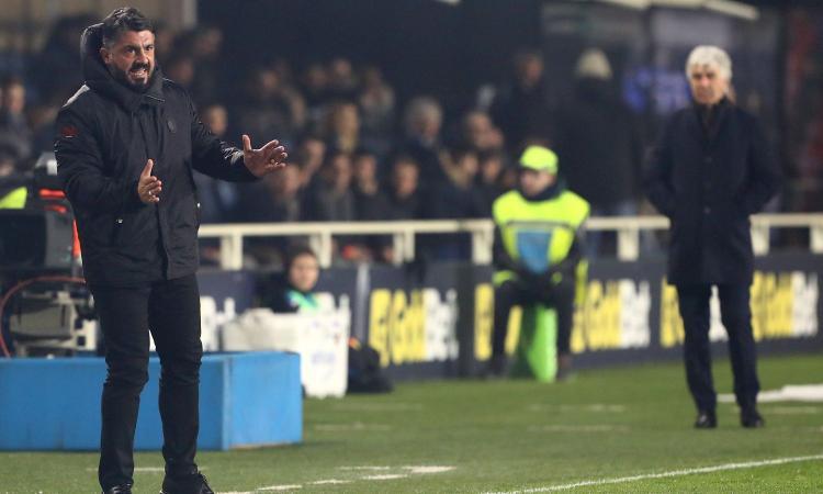 Milan, Gattuso: 'Che Paquetá, ho sempre creduto in Calhanoglu. Higuain? Non mi sentirete mai infamare qualcuno' VIDEO