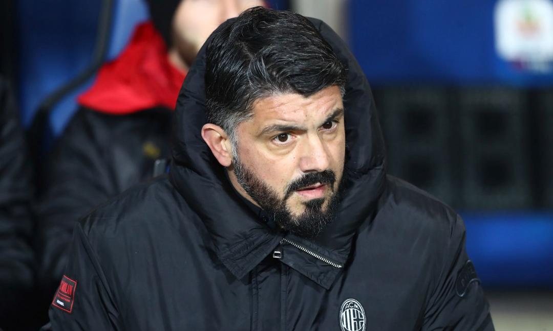 La deficienza calcistica di Gattuso è stata messa a nudo