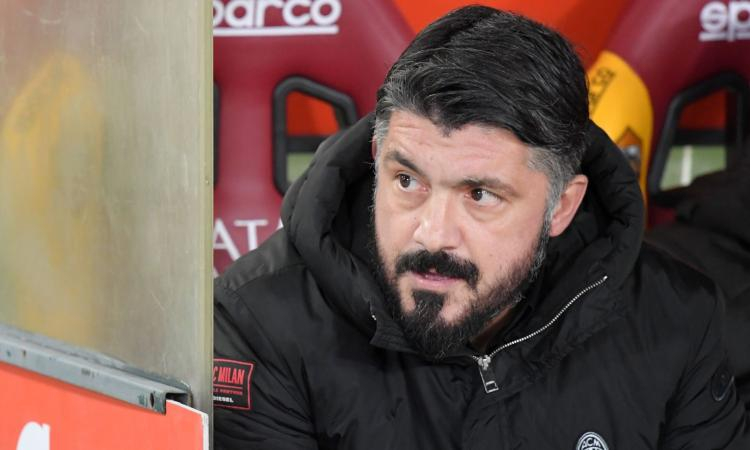 Ce l'ho con... Gattuso e la sindrome del braccino: il Milan deve osare di più