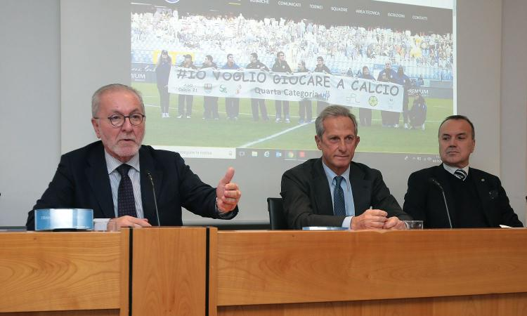 Serie C, domani la composizione dei gironi