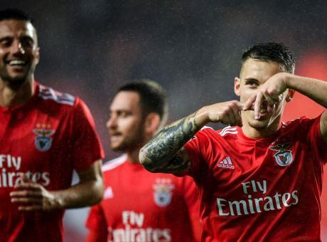 Benfica: due squadre si muovono per Grimaldo