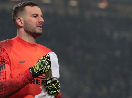 Handanovic 'salva' l'Inter contro l'Eintracht