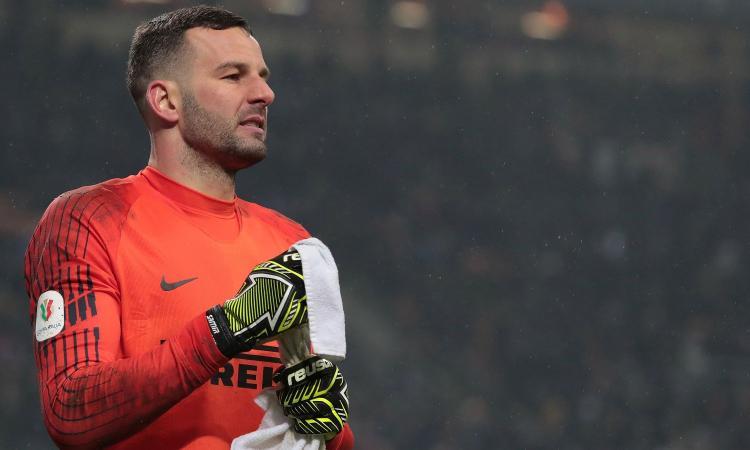 Inter, Handanovic: 'Mancati in qualità e personalità, ma eravamo in emergenza...'