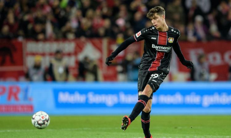 Bayer Leverkusen: tre squadre su Havertz