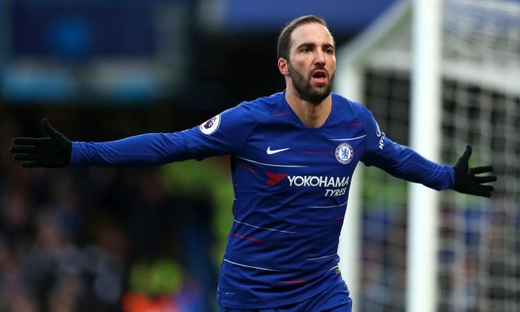 Juve, il Chelsea gioca già al ribasso per Higuain: sul piatto massimo 30 milioni