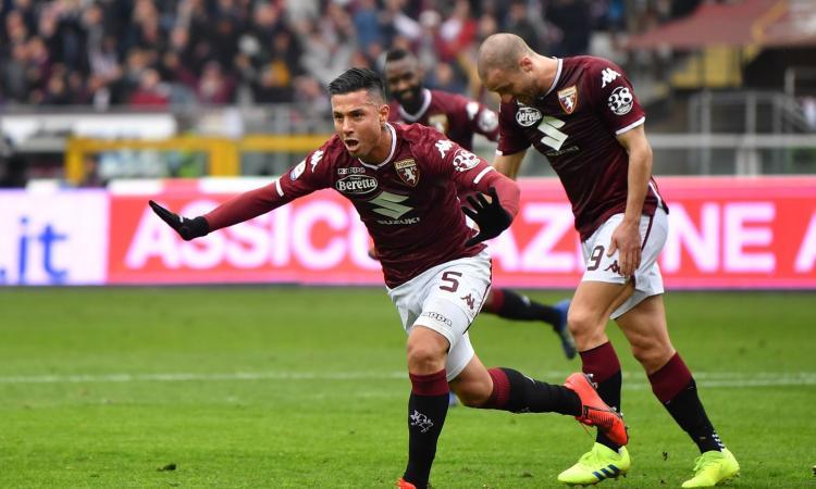 Il muro del Torino vale l'Europa: 2-0 all'Atalanta e aggancio in classifica